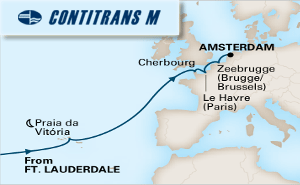 14-DAY AZORES & NORMANDY EXPEDITION