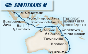20-DAY AUSTRALIA & INDONESIA EXPLORER