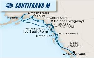 14-DAY GREAT ALASKAN EXPLORER