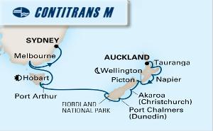 15-DAY AUSTRALIA & NEW ZEALAND