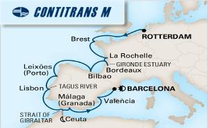 Португалия, Испания, Франция
