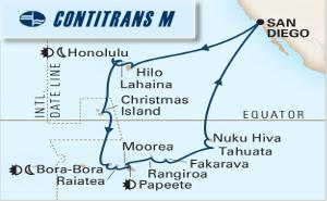32-DAY HAWAII, TAHITI & MARQUESAS