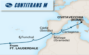 14-DAY PASSAGE TO ROME