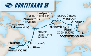 19-DAY VIKING PASSAGE