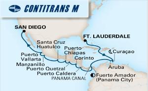 19-DAY PANAMA CANAL