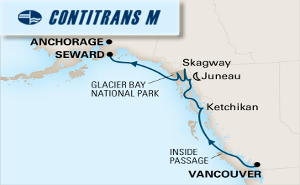 7-DAY GLACIER DISCOVERY NORTHBOUND