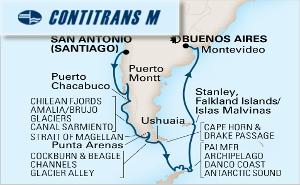20-DAY S. AMERICA & ANTARCTICA