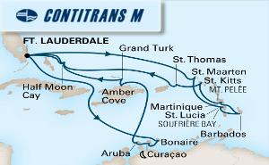 21-DAY SOUTHERN CARIBBEAN SEAFARER / WAYFARER
