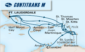 25-DAY SOUTHERN CARIBBEAN