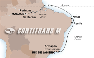 12-DAY COLONIAL COAST & AMAZON