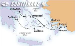 7-DAY AEGEAN & TURKISH TREASURES