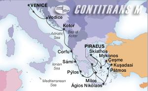 14-DAY ADRIATIC & AEGEAN ISLES