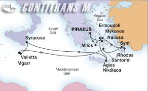 14-DAY GREEK ISLANDS ODYSSEY