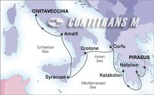7-DAY GREEK & ITALIAN ISLES ODYSSEY