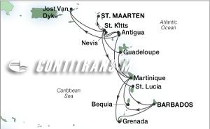 14-DAY CARIBBEAN ISLAND HARBORS