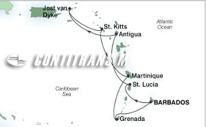 7-DAY CARIBBEAN SPICE ISLANDS