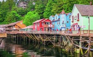 14-DAY CANADIAN INSIDE PASSAGE, ALASKA FJORDS & GLACIERS