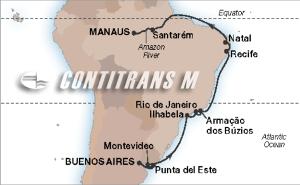 21-DAY BRAZIL & THE AMAZON