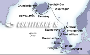 15-DAY BRITISH ISLES & ICELAND