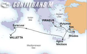 7-DAY GREEK ISLES & MALTESE MAGIC