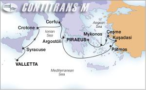 10-DAY AEGEAN AUTUMN