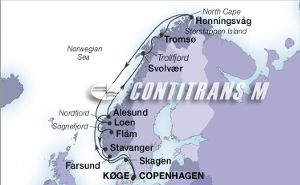 14-DAY NORTH CAPE & MAJESTIC FJORDS