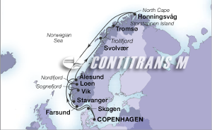 14-DAY MAJESTIC FJORDS & NORTH CAPE