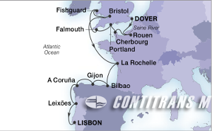 14-DAY HARBOURS OF WESTERN EUROPE