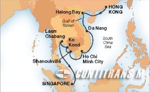 14-DAY VIETNAM, CAMBODIA & THAILAND