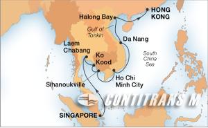 14-DAY THAILAND, CAMBODIA & VIETNAM