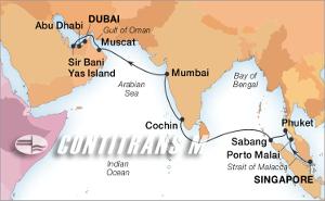 18-DAY JEWELS OF INDIA & ARABIA