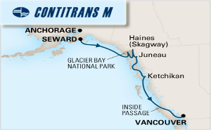 7-DAY GLACIER DISCOVERY SOUTHBOUND