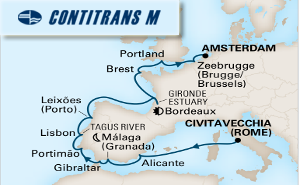 14-DAY EUROPEAN RIVER EXPLORER