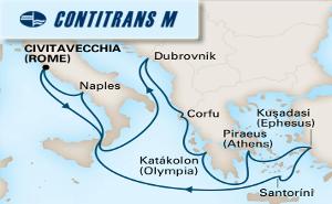 10-DAY MEDITERRANEAN MOSAIC