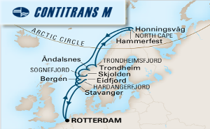 14-DAY VOYAGE OF THE MIDNIGHT SUN