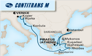 12-DAY GREECE AND ADRIATIC ANTIQUITIES