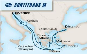 12-DAY MEDITERRANEAN EMPIRES