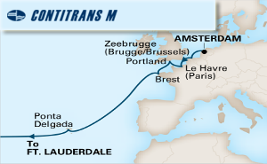 14-DAY ATLANTIC SOJOURN