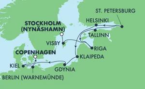 Europe - Baltic (STO/CPH)