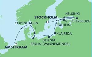 Europe - Baltic (STO/AMS)