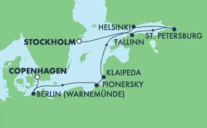 Europe - Baltic (CPH/STO)