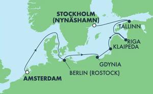 Europe - Baltic (AMS/STO)
