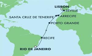 Repo - Transatlantic (LIS/RIO)