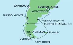 South America - Buenos Aires (BUE/SAI)