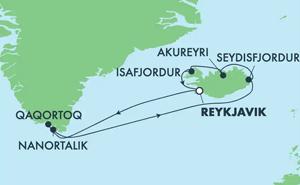 EUROPE - ICELAND (REY/REY)