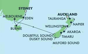 Australia Product (SYD/AKL)