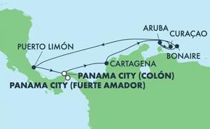 PANAMA CANAL-PANAMA CITY (CLP/FAM)