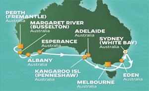 QS 14-NIGHT AUSTRALIA INTENSIVE  VOYAGE