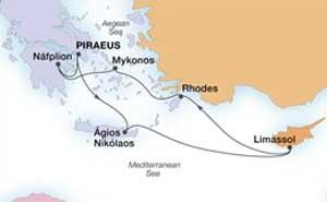7-DAY HEART OF THE AEGEAN