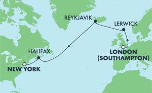 Repo - Transatlantic (SOU/NYC)